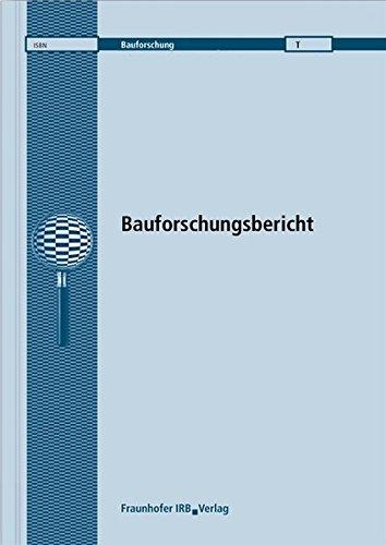 Schubtragfähigkeit von Slim-Floor-Trägern. Schlussbericht. (Bauforschung)