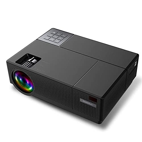 XWEM Proyector de Video, 1080p HD Ultra-Silencle SME-SMAR PROYECTOR SOONE Stereo ESTÉREO CORRERO DE CORRERO DE AUDIONO DE Audio DE Audio DE Audio Audio