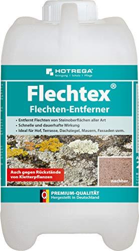 Hotrega Flechtex Flechten-Entferner, 2Ltr