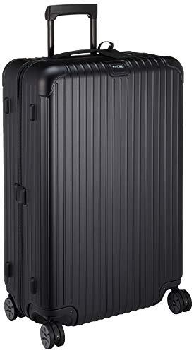[リモワ] キャリーバッグ SALSA 73 87L 4輪 1週間 機内持ち込み可 77.5 cm 5.6kg Black Matte(E-Tag) [並行...