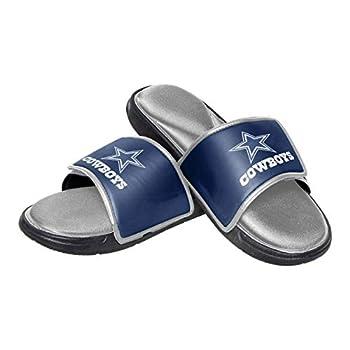 Dallas Cowboys NFL Mens Foam Sport Slide - M