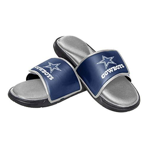 Dallas Cowboys NFL Mens Foam Sport Slide - XL