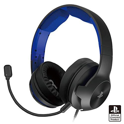 【SONYライセンス商品】ホリゲーミングヘッドセット ハイグレード for PlayStation®4 ブルー【PS4対応】