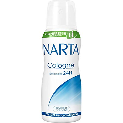Narta - Femme Déodorant Atomiseur Compressé Cologne 100 Ml - Lot De 3 - Livraison Gratuite