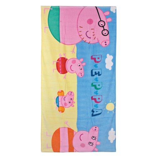 Rond de serviette Peppa Pig Sun