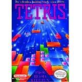 Tetris Nintendo Nes Classic Retro Cart-Wandposter Cover