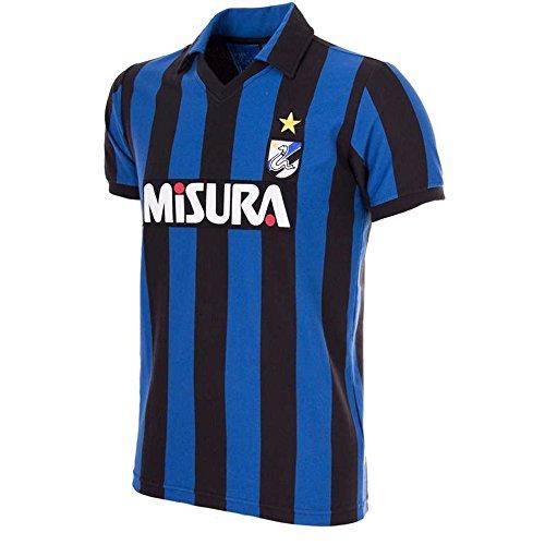 Copa 86-87 Inter Milaan Thuis Retro Shirt
