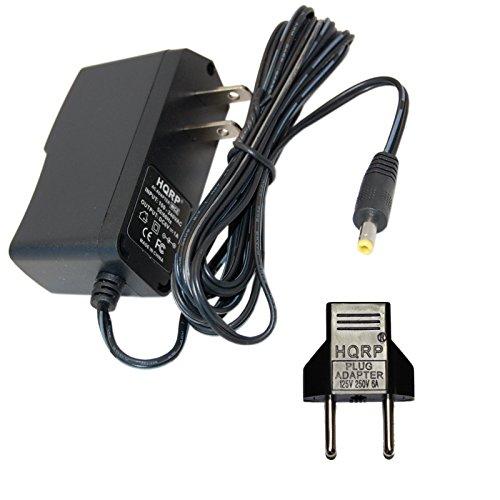 HQRP Adaptador de CA para Omron M500, M700, M300, M400, M2, M3, M6, M6W, M10-IT Tensiómetro electrónico