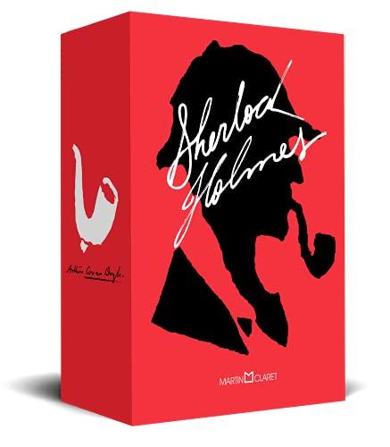 Kit Sherlock Holmes: O signo dos quatro, O vale do terror, Memórias de Sherlock Holmes