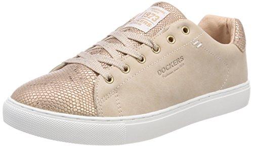 Dockers by Gerli Damen 38PD205-683760 Sneaker, Pink (Rosa 760), 40 EU