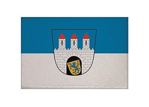 U24 Aufnäher Celle Fahne Flagge Aufbügler Patch 9 x 6 cm