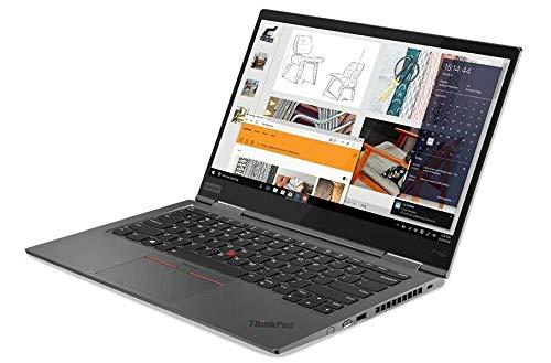 2020 Lenovo ThinkPad X1 Yoga 4th Gen Laptop, 14' HDR 400 UHD (3840x2160) Touchscreen, 10th Gen Intel Core i5-10210U, 16GB RAM, 512 GB SSD, Windows 10 Pro (Renewed)