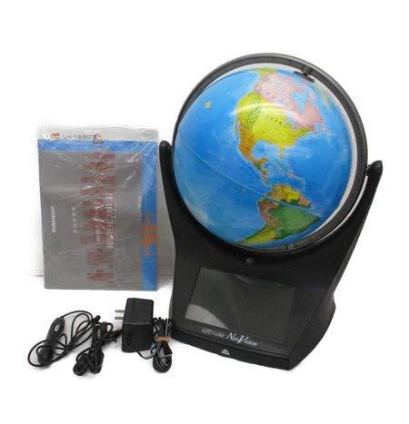 ドウシシャ しゃべる地球儀 パーフェクトグローブ ネオビジョン PERFECT GLOBE Neo Vision PG-NV15