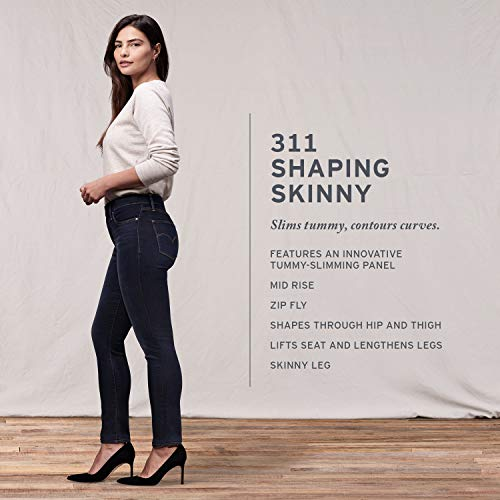 Product Image 4: Levi's Women's 311 Shaping Skinny Jeans, Maui Views, 31 (US 12) S