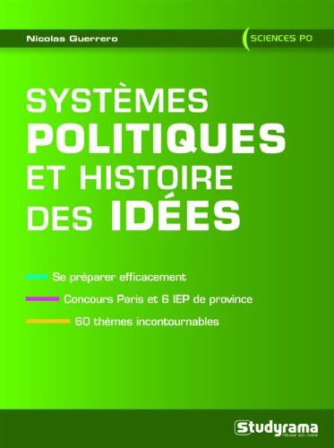 Systèmes politiques et histoire des idées - Sciences Po PDF Books
