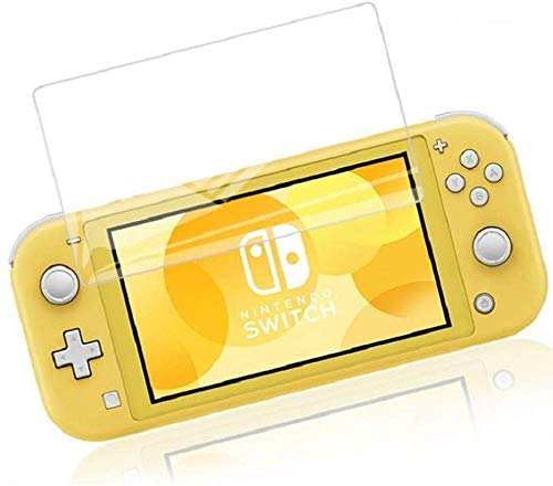ACUTAS® Tempered Glass Screen Protector with Packaging Kit for Nintendo Switch Lite
