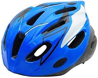 BeBeFun Safety Adjustable Size Kids Babies Bike Multi-Sports Helmet for Boy 3-7 Years Old Lighting Theme