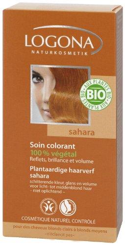 Pflanzen-Haarfarbe-Pulver - Sahara