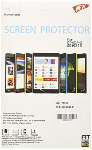 和湘堂 Google Nexus7(2013)専用 指紋防止 気泡が消える液晶保護フィルム 光沢タイプ クリアーシール「507-0037-01」 …