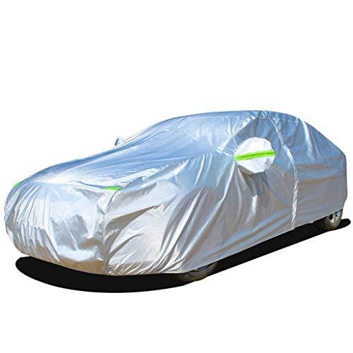Yazh Auto Schutzkleidung Autoabdeckung Passend for BMW BMW 1er 118i 120 Limousine Fließheck spezielle Auto-Car Cover Car Cover Sonnenschutz Regen Eindickung Car Cover