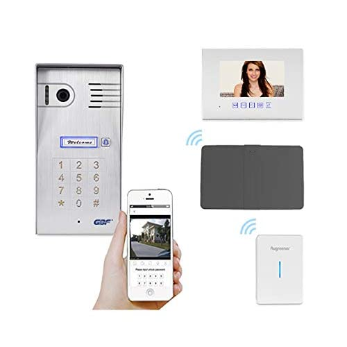Fabulous Amazon Com Gbf Smart Four Wire Door Phone Doorbell Four Wire Wiring Database Obenzyuccorg