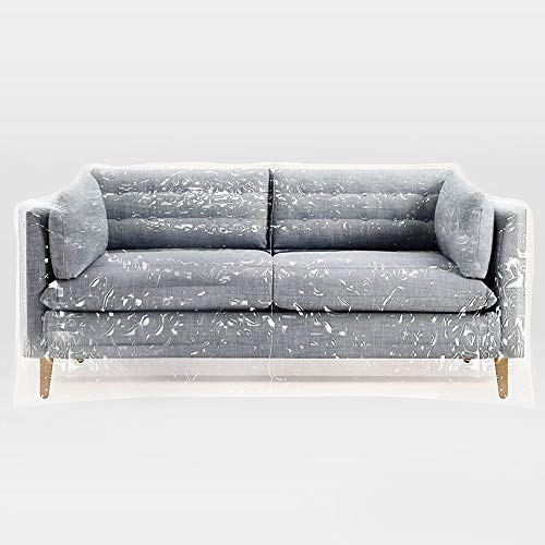 RHF Plastic Couch Cover