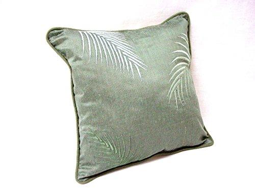0 www.working-house.com (Textil / Cojines) COJIN con Relleno Cama Sofa PEQUEÑO Verde Azulado