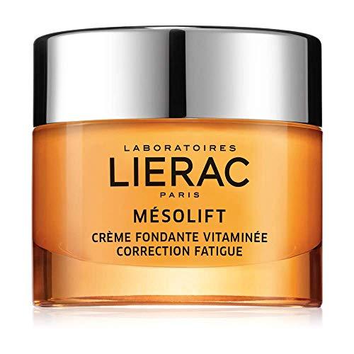 LIERAC MSOLIFT Crema fondente vitaminizzata correzione fatica - Pelle secca - Acido Ialuronico - Anti-rughe - Anti-età - 50ml
