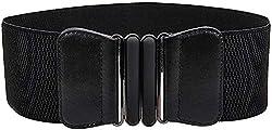 Generic Womens Waist Belt (E_55003006,Black,Free Size)