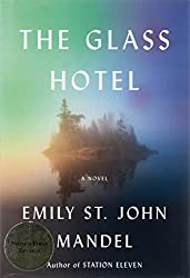 The Glass Hotel by Emily St. John Mandel book cover