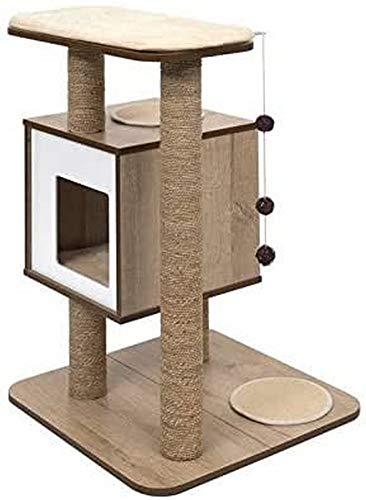 VESPER 52062Boden Eiche Katze Möbel