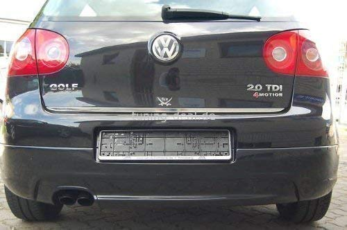 VW Golf 5 V Heckschürzenunterteil GTI R-Line Individual Look