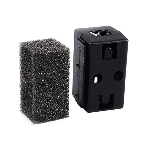 KoelrMsd Verbrauchsmaterialreiniger 3D-Druckerteile 2,85 mm PLA ABS PETG Filament Feed Staubentfernung für 3D-Drucker