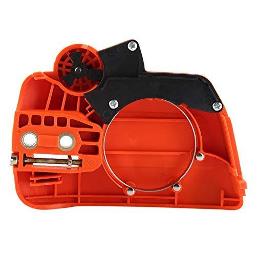 Cubierta del piñón del embrague de cadena for Husqvarna 350 235 235E 236 240 Piezas de repuesto for motosierra Conjunto de freno de cadena