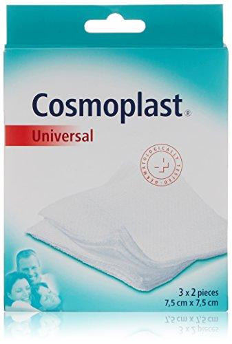 Cosmoplast Gasas Esterilizadas - 50 gr