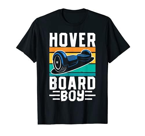Hoverboard ragazzo una ruota Electirc galleggiante Skateboar Maglietta