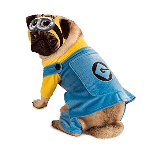 Rubie's Costume Co Despicable Me Minion Dog Costume Medium