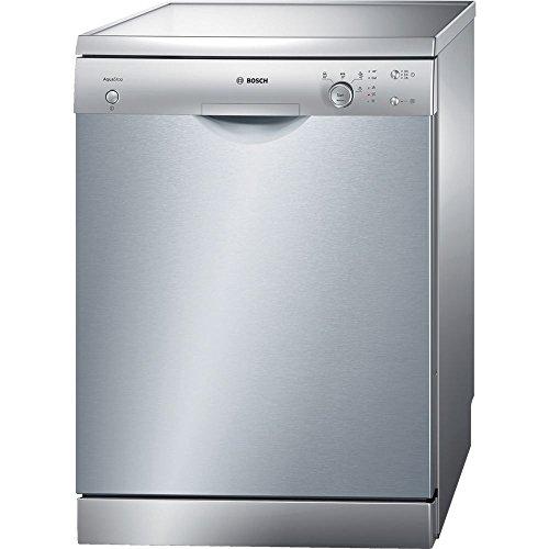 Bosch SMS40E38EU lavavajilla - Lavavajillas (Independiente, Acero inoxidable, Frío/Caliente, 52 Db, A, 195 min)