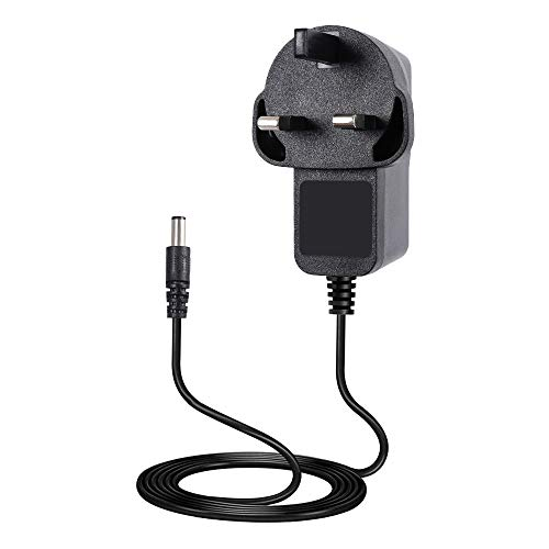 9V 1A 1000mA Power Supply AC to DC Power Adapter Charger 5.5mm x 2.1mm Replacement Power Supply Adapter