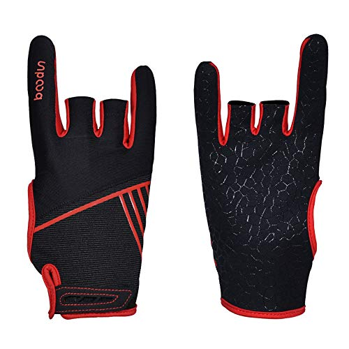 Keep Outdoor Bowling Gloves Left and Right Hand Professional Anti-Skid Bowling Accessories