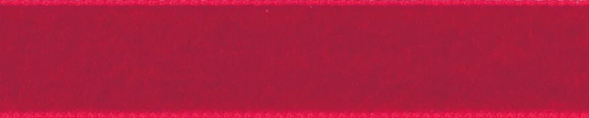 Berisfords Terciopelo 10.2 x 2.1 x 10.2 cm Casta/ño Cinta de Terciopelo