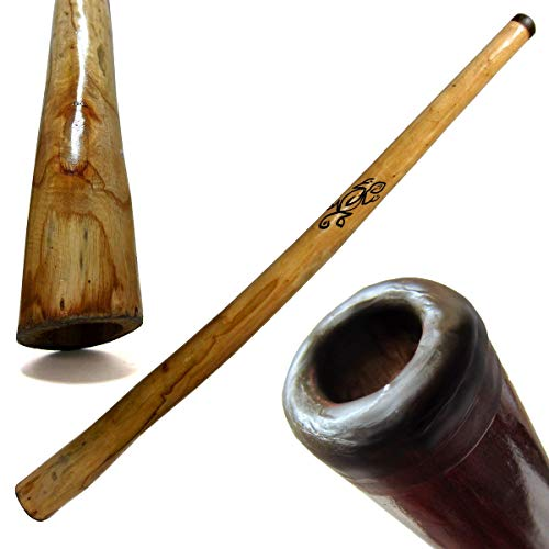 Another quality world musical instrument just added to our this marketplace catalog - satisfaction guaranteed! Hand crafted by cultural artisans from a solid piece of Yellowbox Eucalyptus for best sound Hand dipped beeswax mouthpiece makes playing th...