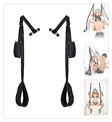 XWJDM Exercises Swing Hammock Trapeze for Couple Indoor Toys