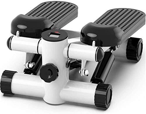 BGDF Mini Stepper,Step Trainer Apparatuur Fitness Oefening Machine, Loopband voor Oefening, Bureau Pedaal Oefening met Uniek Ontwerp, Comfortabele Voetpedalen