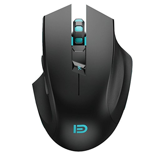 Wireless Gaming Mouse,FOME I720 Ergonomic Right-Handed...