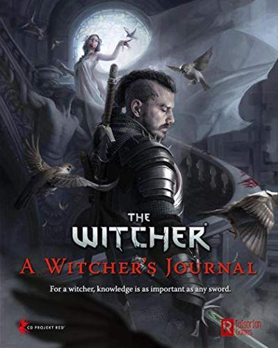 Witcher RPG A Witcher's Journal