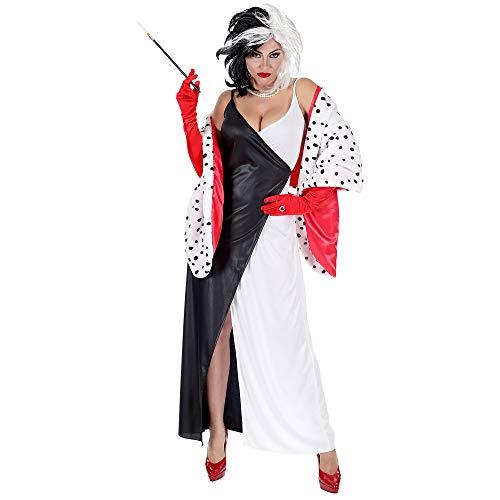 Widmann 75763 Kostüm Dämonia, Damen, Mehrfarbig
