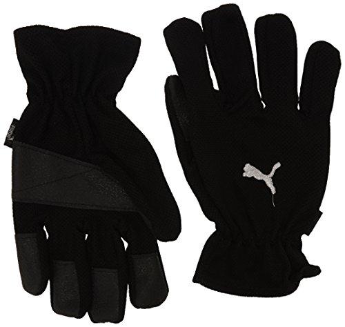 PUMA Spielerhandschuhe Winter Players, Black/White, 5, 040014 01