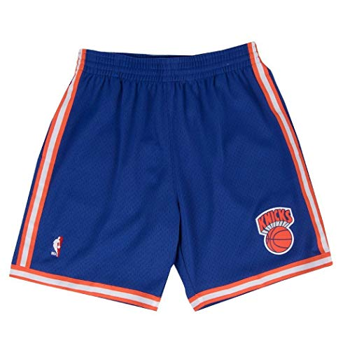 Mitchell & Ness Maillot NBA horts New York Knicks