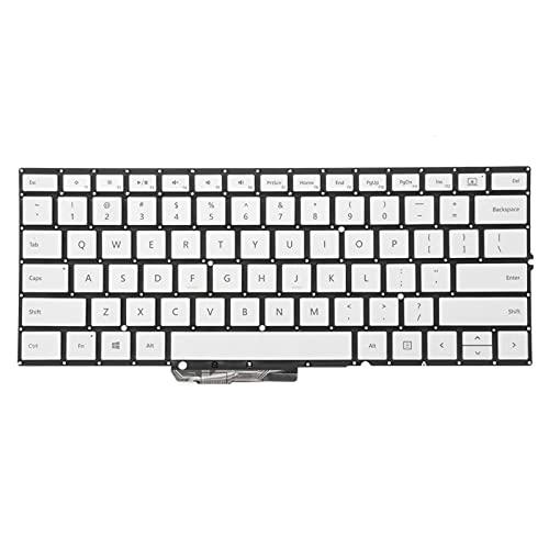 Personalisierte Tastaturbasis,Einfaches Anschließen, Ziehen Sie Den Stecker Langlebig und Stabil Ersetzen Sie das Durable Keyboard Dock,Tablet-Zubehör,für Microsoft Book 2 15-Zoll 1793/1813